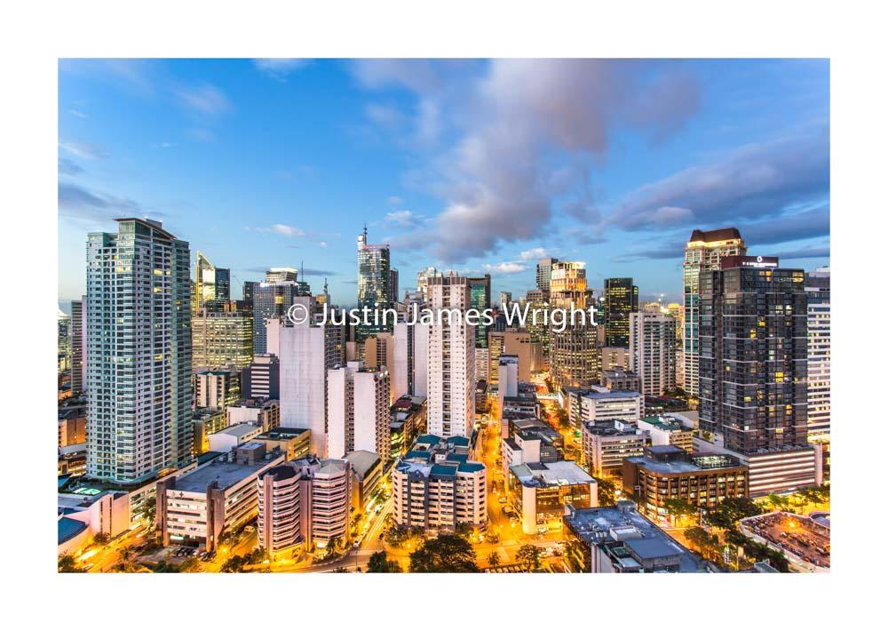 Makati Central Business District   Makati City, Metro Manila, Philippines