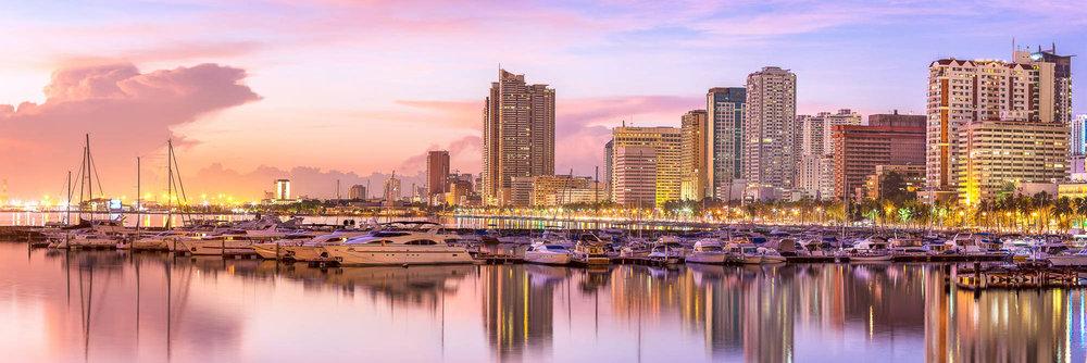 Manila Bay   Metro Manila, Philippines