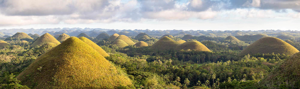 Chocolate Hills   Carmen, Bohol, Philippines