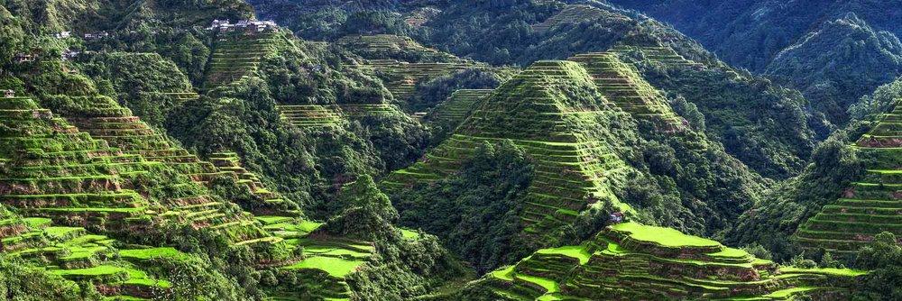 Banaue Rice Terraces   Ifugao, Philippines