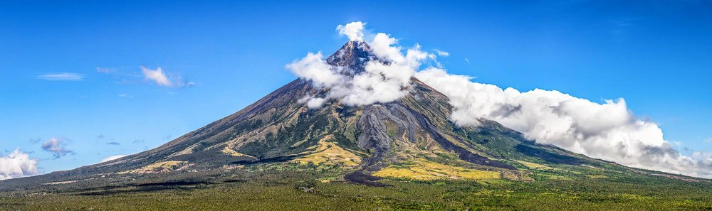 Mayon Volcano   Albay, Bicol, Philippines