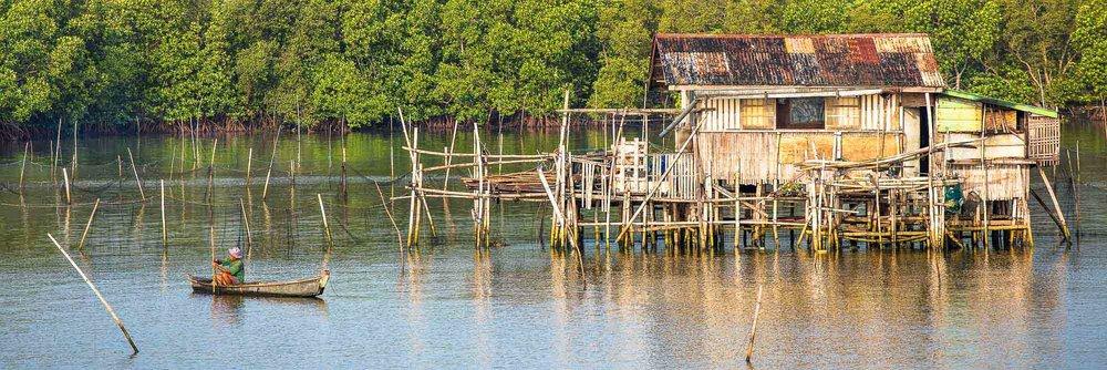 Fisherman's Hut   Cavite, Philippines