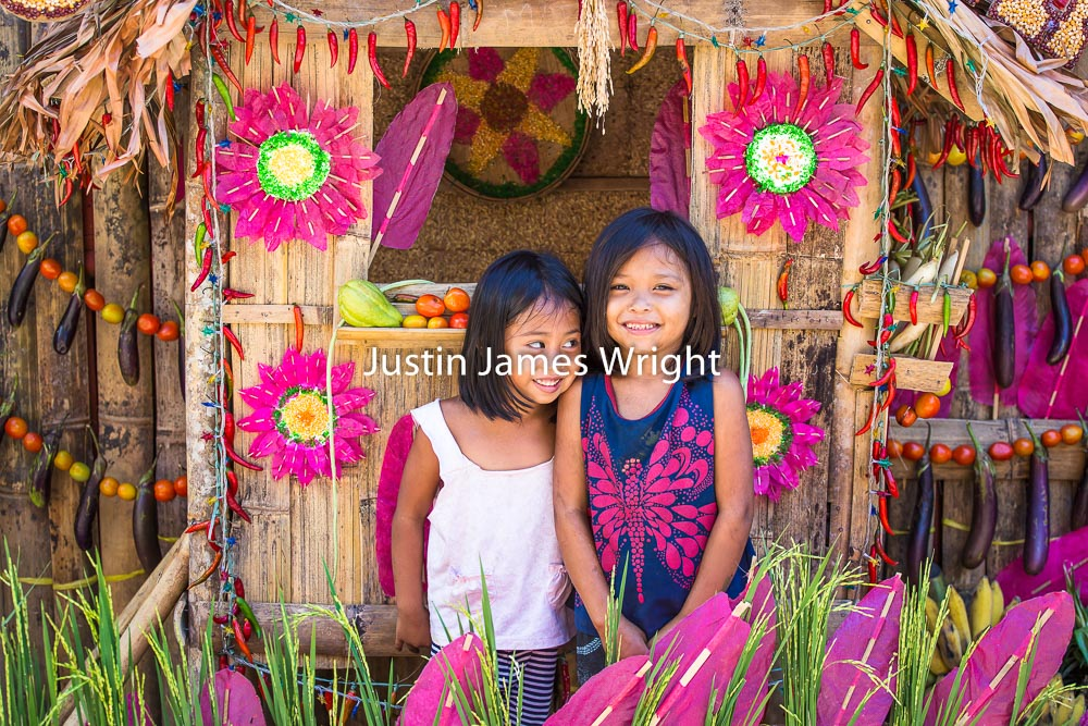 The Pahiyas Festival, Lucban, Quezon, Philippines   Philippine Image # 4037  If you wish to purchase a photography print of this image, or would like to license this image please contact us using the form below.  Please kindly include the Image Title and Image Ref # in your message, we will get back to you.