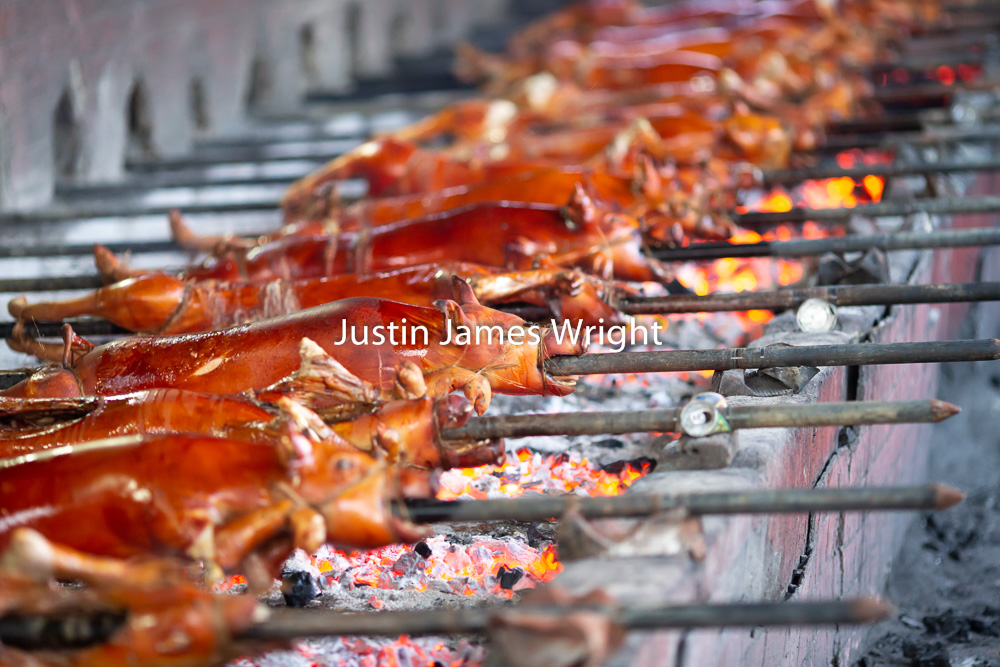 Lechon, City of Manila, Philippines   Philippine Image # 4079  If you wish to purchase a photography print of this image, or would like to license this image please contact us using the form below.  Please kindly include the Image Title and Image Ref # in your message, we will get back to you.