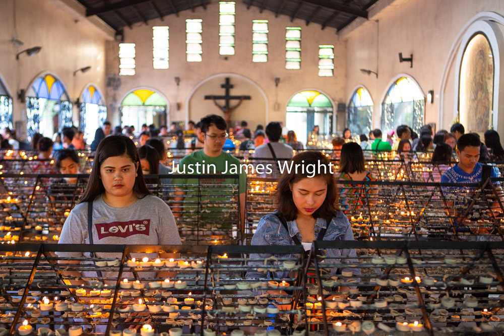 Prayer Candles, Baclaran, Metro Manila, Philippines   Philippine Photo # 4192  If you wish to purchase a photography print of this image, or would like to license this image please contact us using the form below.  Please kindly include the Image Title and Image Ref # in your message, we will get back to you.