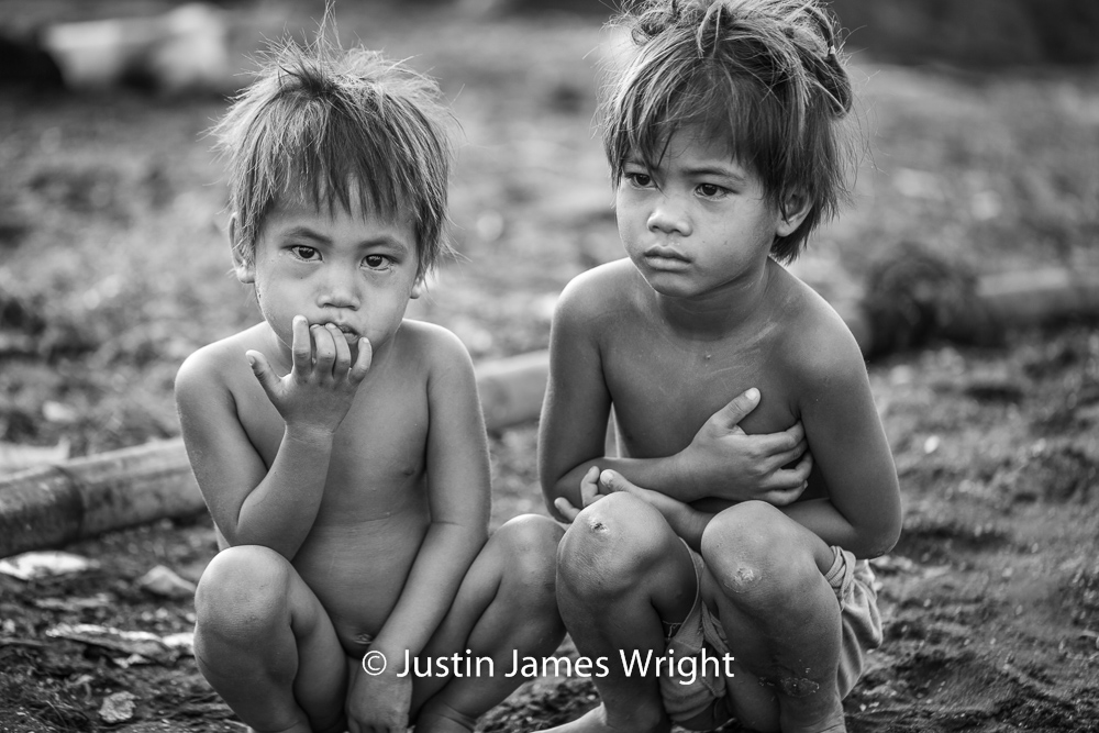 Resilience - The Isla Pulo Community, Philippines.  January 2013. Canon EOS Mk III, EF 100 mm, F 2.8, 1/320 sec.