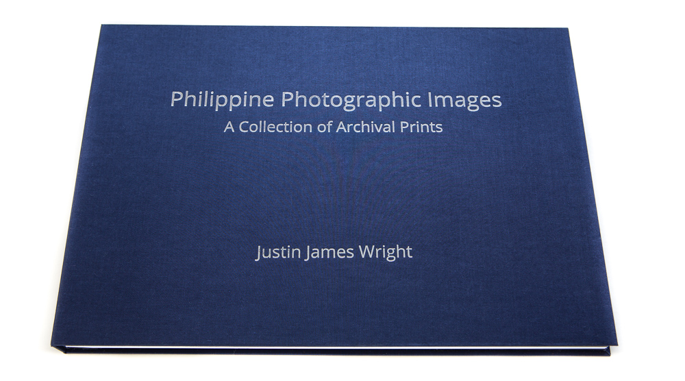 Philippine Photographic Images - A Collection of Archival Prints - Justin James Wright