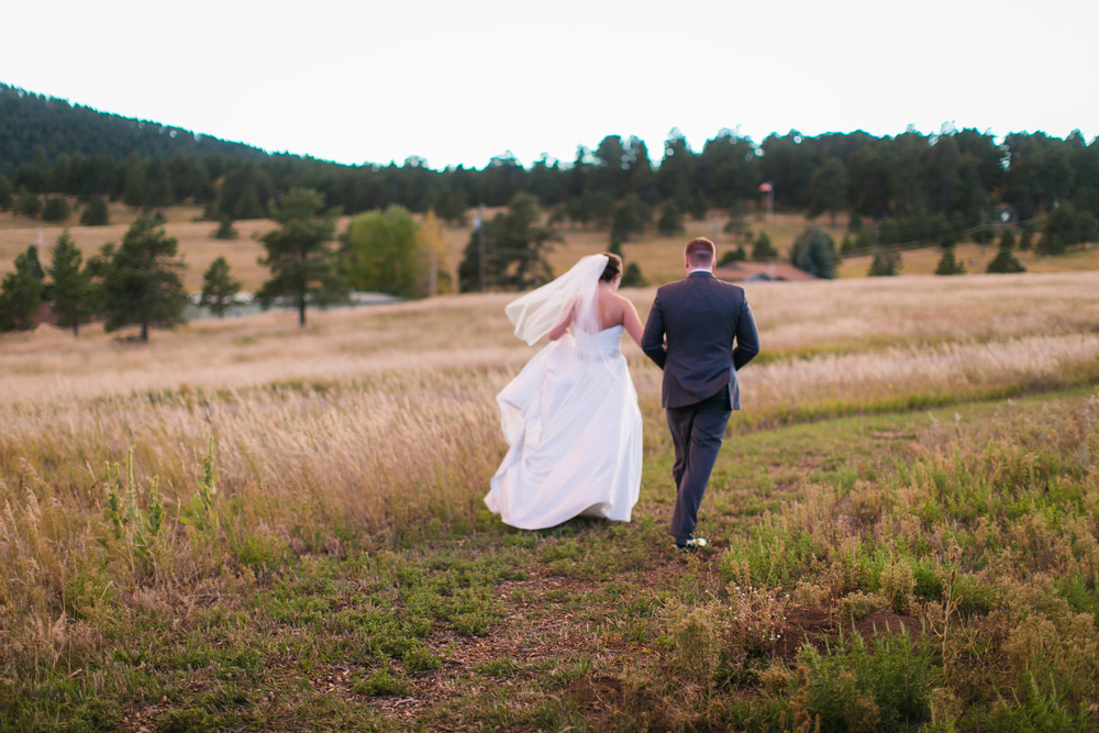 Golden Colorado Wedding Photographer
