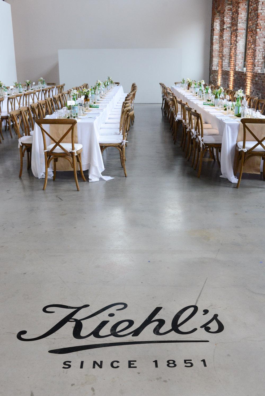 Kiehl's Detailed Dinner Photo