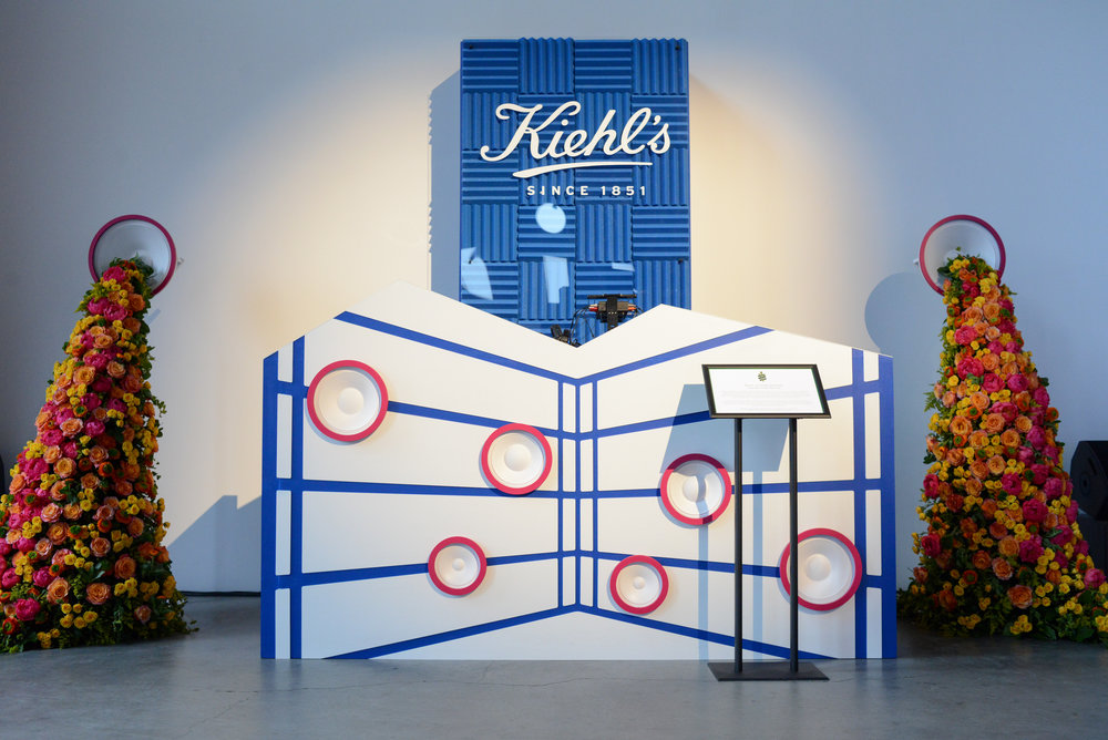 Kiehl's Pioneers By Nature Photo Backdrop