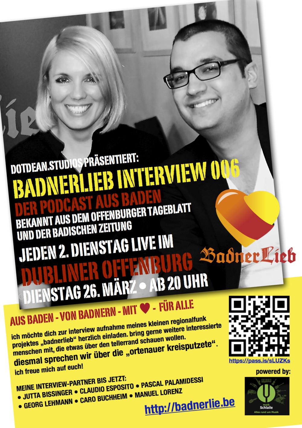 einladung #badnerlieb006