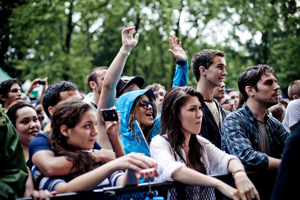 Gary Clark, Jr: Central Park, NYC - August 2012