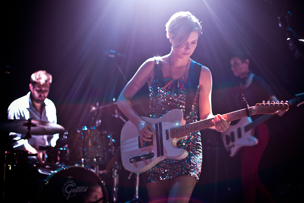 Missy Higgins: Le Poisson Rouge, NYC - July 2012