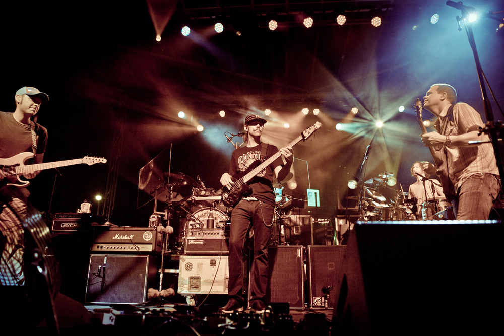 Umphrey's McGee: Electric Factory, Philadelphia - July 2012