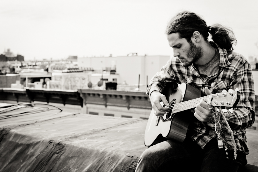 Adam Crigler: Brooklyn Rooftop