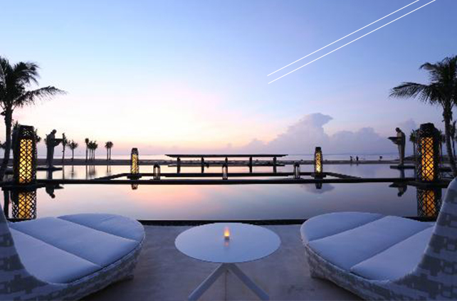 The MULIA - Book here now