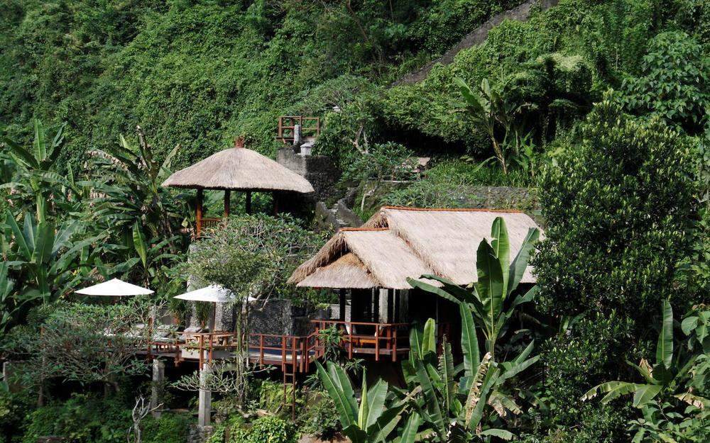 Ubud Cliff Villas - From $50 / night Neighborhood: Ubud  Jalan.Raya Goa Gajah,Banjar Tengkulak , Bali, Indonesia