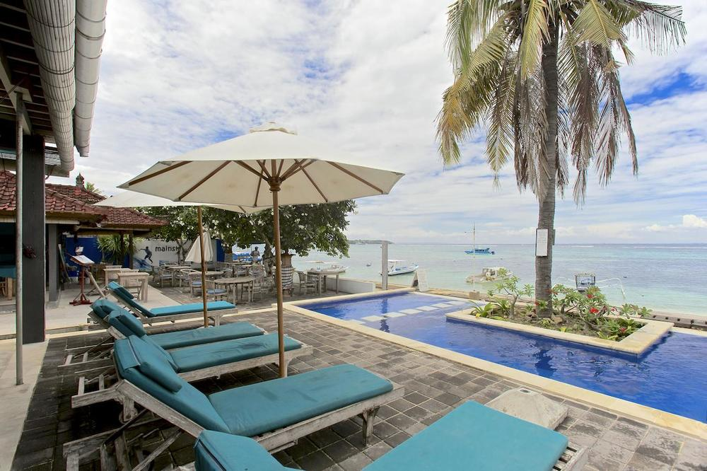 Mainski Lembongan Resort - From $19/night Neighborhood: Lembongan Island Jungut Batu Beach , Bali, Indonesia