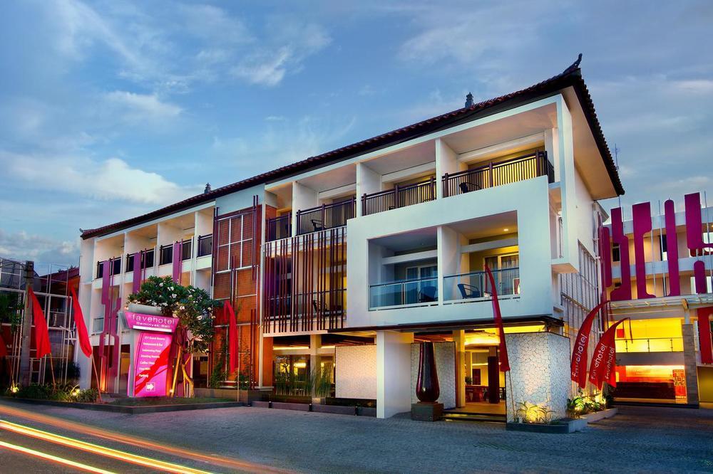 favehotel Seminyak- From $29/night Neighborhood: Seminyak Jalan. Abimanyu No. 9A , Bali, Indonesia