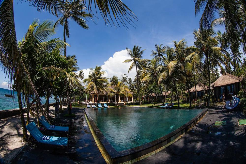 The Nirwana Resort & Spa - From $60 / night Neighborhood: Candidasa Jalan Raya Sengkidu , Bali, Indonesia
