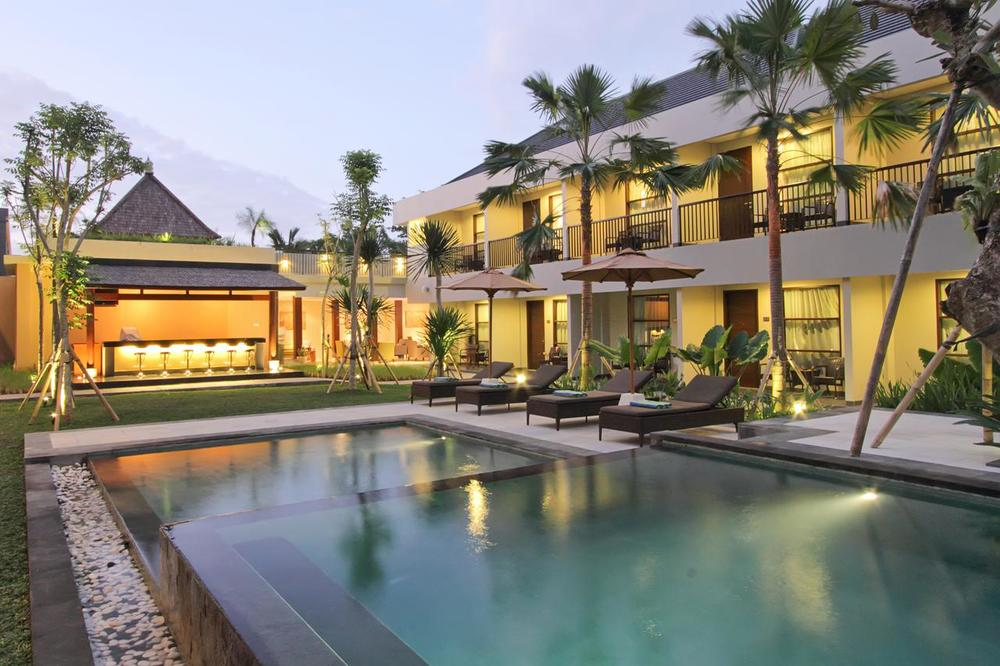 Amadea Resort & Villas Seminyak - From 80 / night Neighborhood: Seminyak Jln Laksmana 55 , Bali, Indonesia