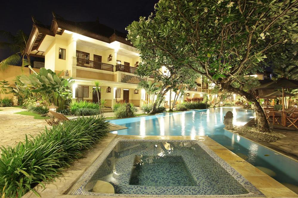Mutiara Bali Boutique Resort, Villas and Spa - From 65 / night Neighborhood: Seminyak Jl.Braban No.77, Br. Taman , Bali, Indonesia