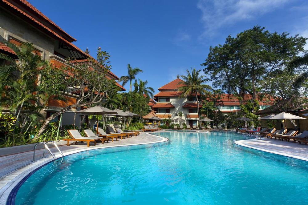 White Rose Bali Hotel & Villas - From $70 / night Neighborhood: Kuta Legian St - Kuta Bali - Indonesia, Legian, Indonesia