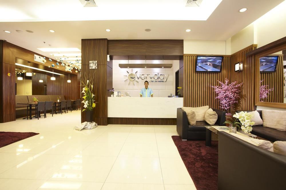 Everyday Smart Hotel Kuta - From $30 / night Neighborhood: Kuta Jl. Patih Jelantik Block Etnic No. 12 , Bali, Indonesia