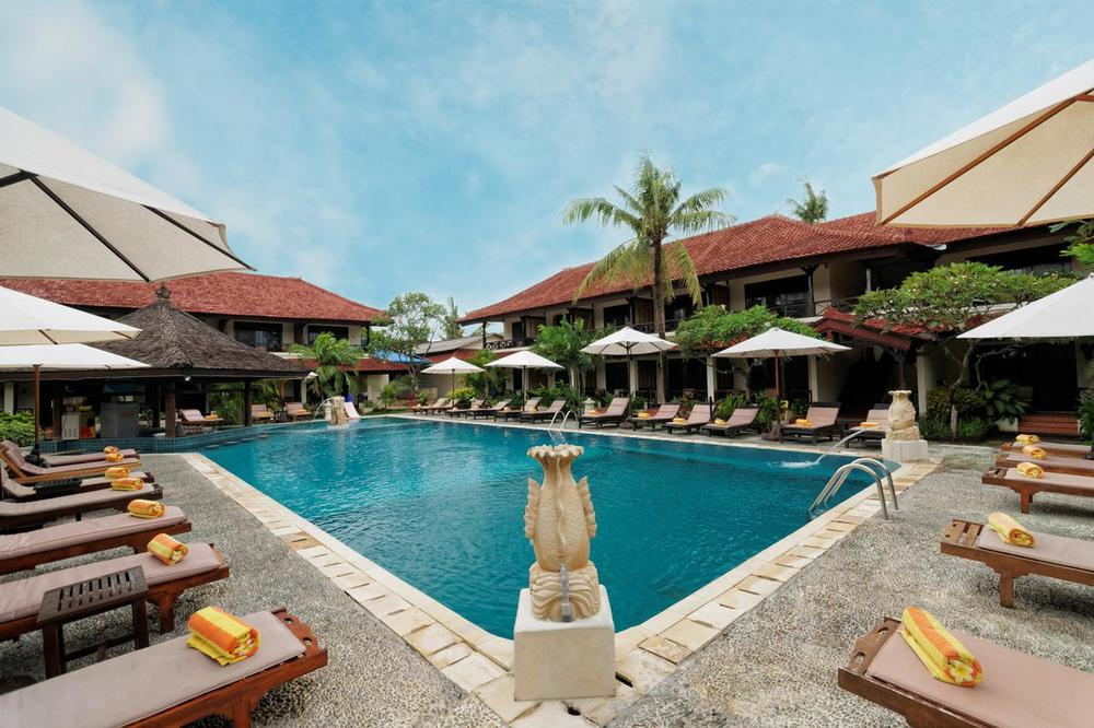 Legian Paradiso Hotel - From $45 / night Neighborhood: Kuta Jl. Legian No. 118 , Bali, Indonesia