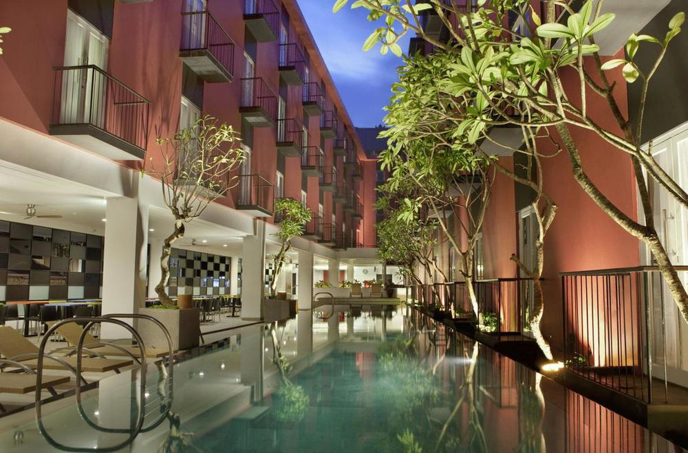 Amaris Hotel Legian - From $29 / night Neighborhood: Seminyak Jl. Padma Utara , Bali, Indonesia