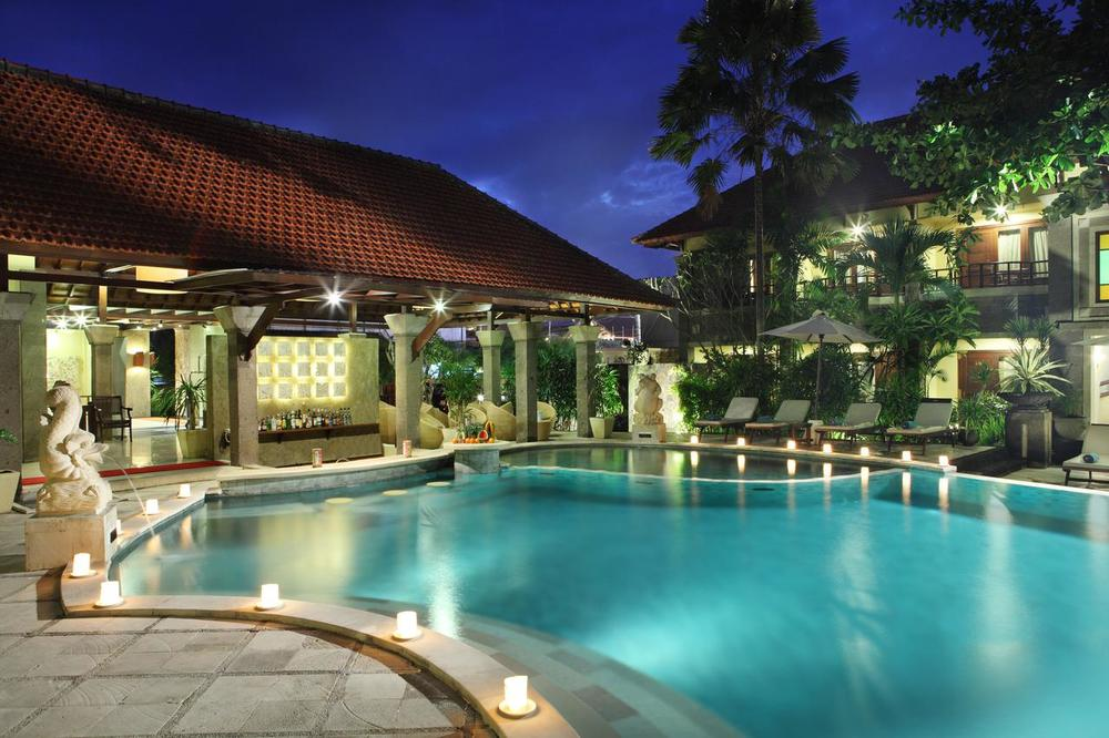 Adhi Jaya Hotel - From $36 / night Neighborhood: Kuta Jalan Sunset Road Kuta , Bali, Indonesia