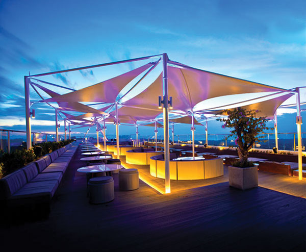 Jim' Bar'N Rooftop Lounge & Bar at Harris Hotel Bukit Jimbaran