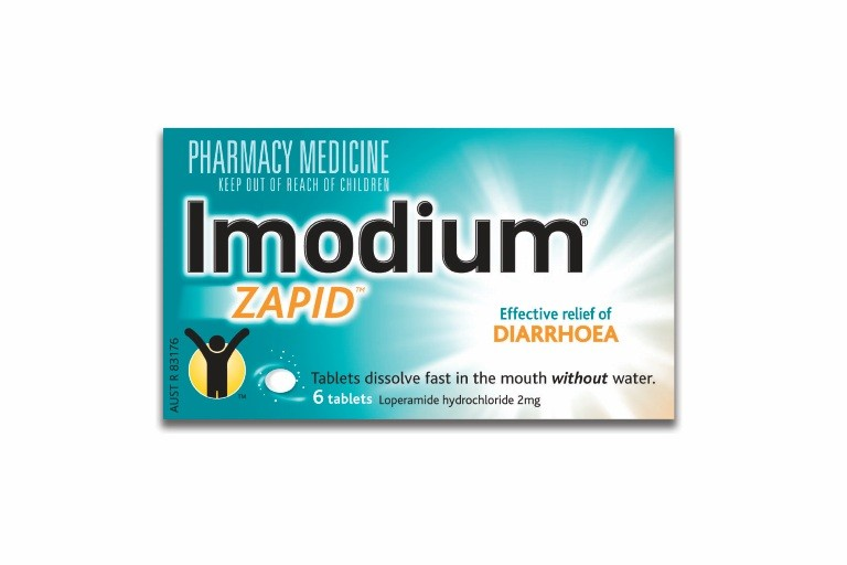 Imodium Tablets Directions