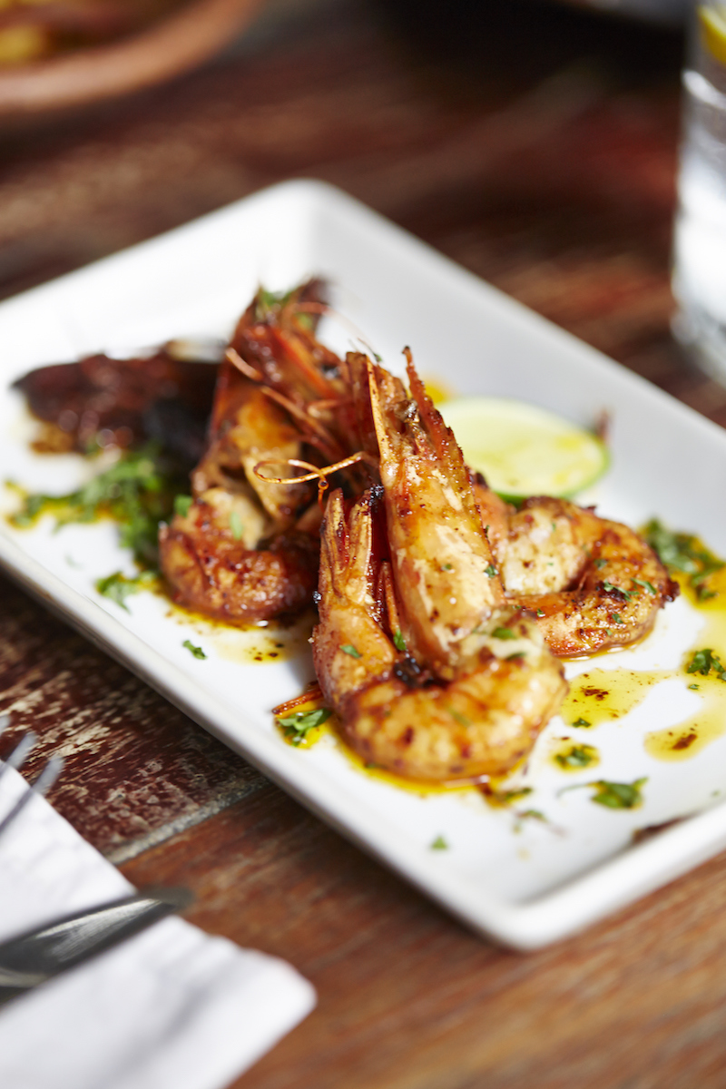 La Finca, Restaurant, Seminyak, Spanish, Amanda Davenport, 2016, Flavours of Bali