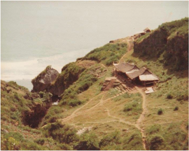 Uluwatu Early 70's- First Warung