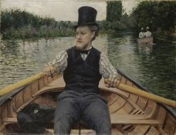 Gustave Caillebotte, Les canotiers