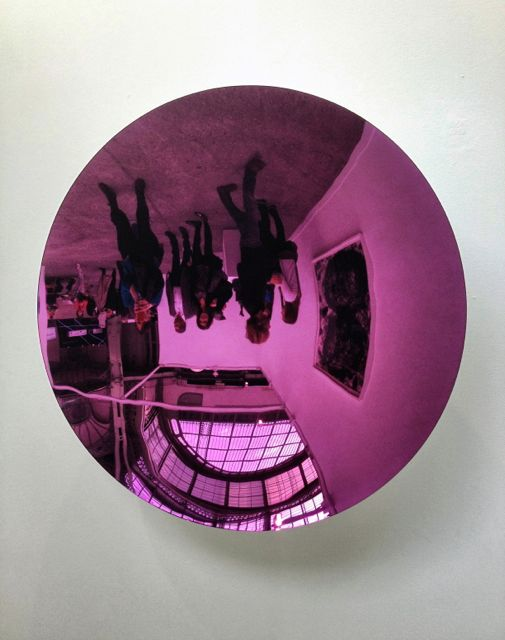 Anish Kapoor at FIAC 2012