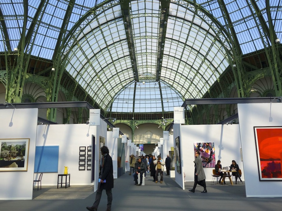 ArtParis at the Grand Palais
