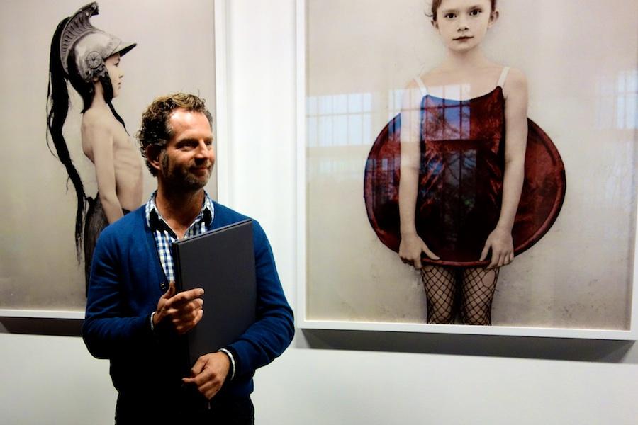 Olivier Castaing at School Gallery