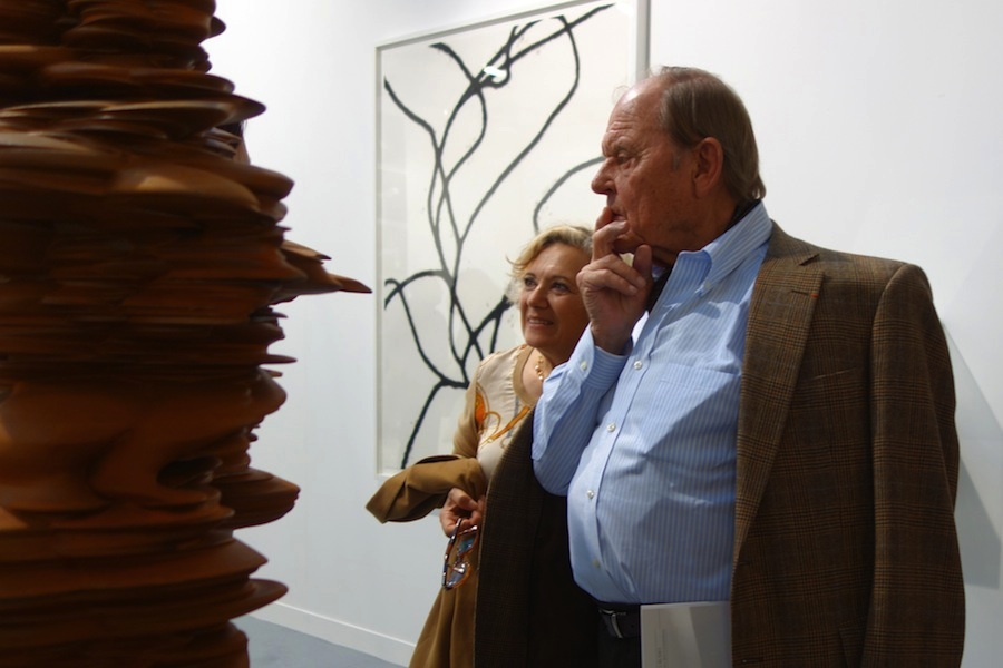 Contemplating Tony Cragg