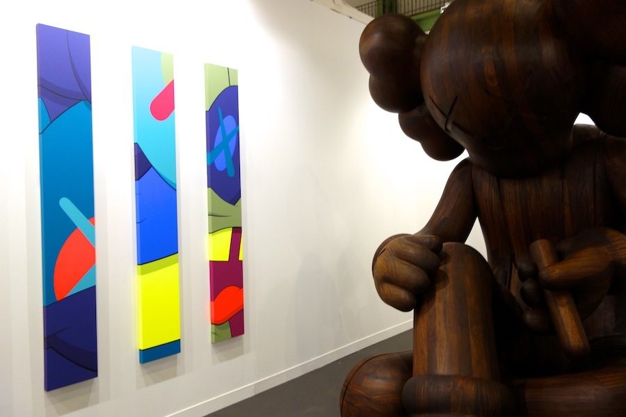 KAWS, NYT and Better Knowing
