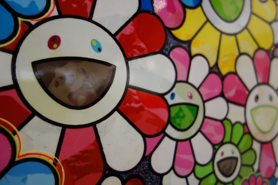 Takashi Murakami, The Future Will Be Full of Smiles! For Sure!