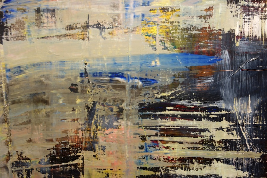 Gerhard Richter, 903-2 Abstract Painting
