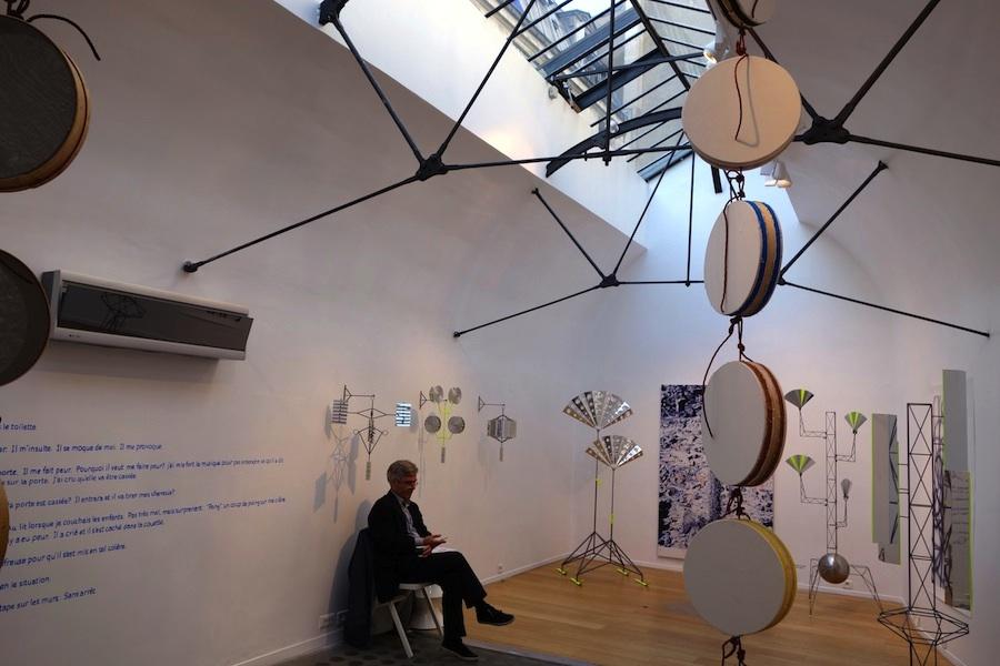 Scoli Acosta Galerie Laurent Godin