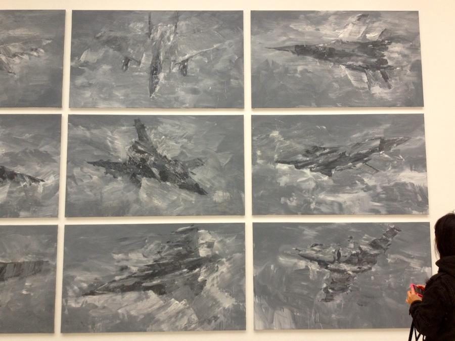 Galerie Thaddeus Ropac, Yan Pei-Ming