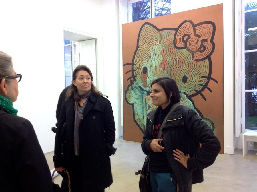 Galerie Perrotin, Michael Sailstorfer