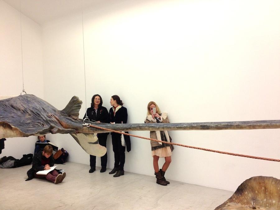 Galerie Perrotin - Sun Yuan & Peng Yu
