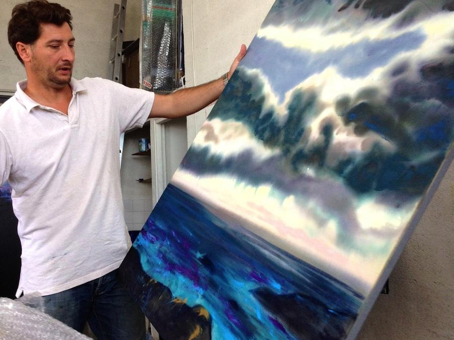 Atelier Olivier Masmonteil