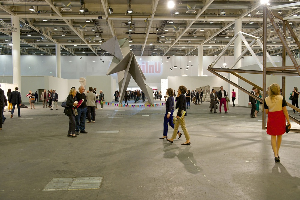 Art Basel in Basel 2013
