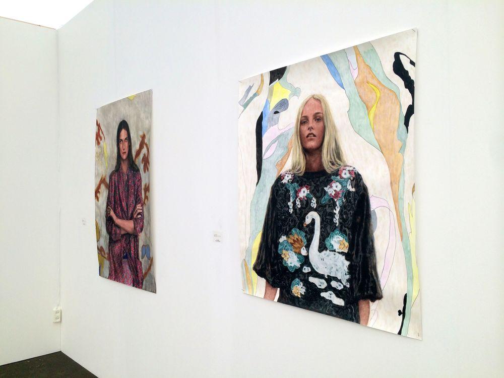 Iris van Dongen, Cygne 2014